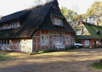 Haus im Schluh Worpswede