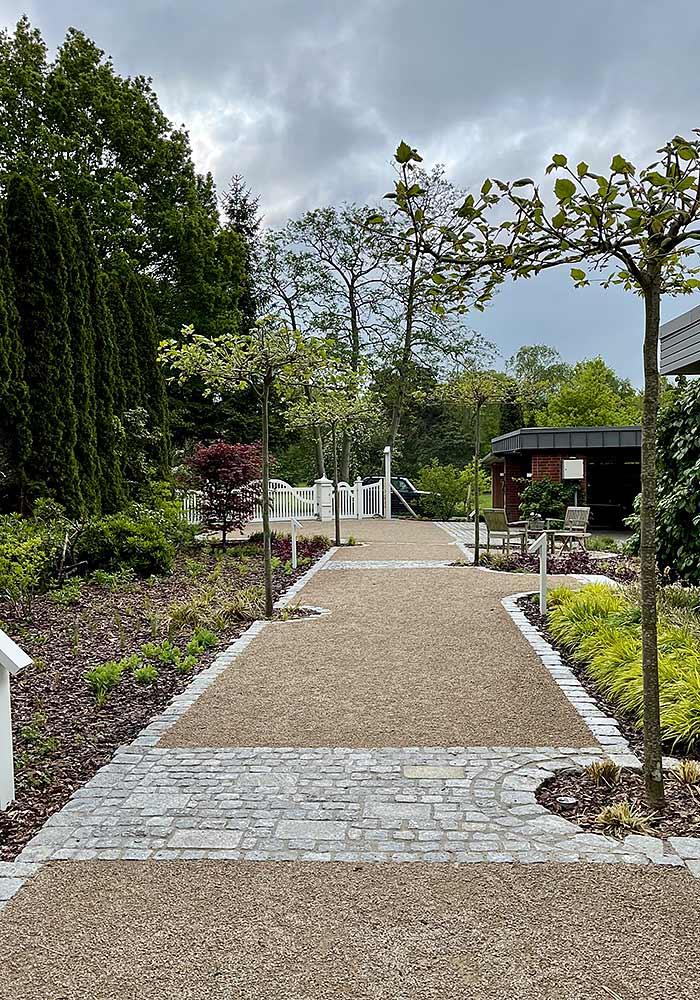 Privatgarten Worpswede